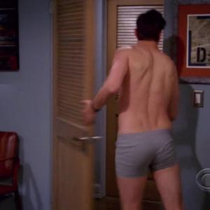 Ashton Kutcher butt