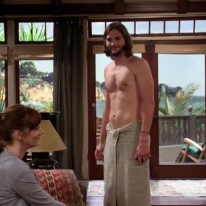 ashton kutcher exposing dick