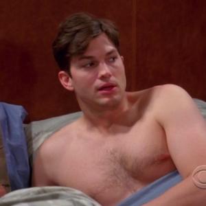 ashton kutcher nude