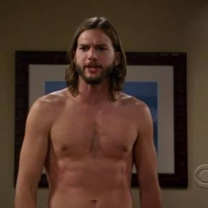 Ashton Kutcher uncensored