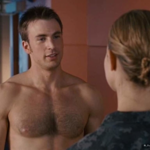 chris evans jerking off