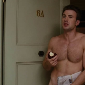 chris evans leaked naked