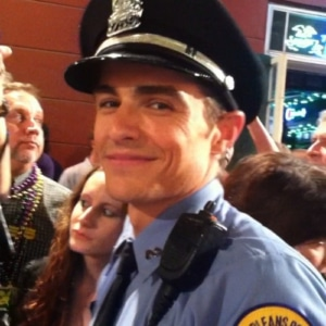 Dave Franco policeman