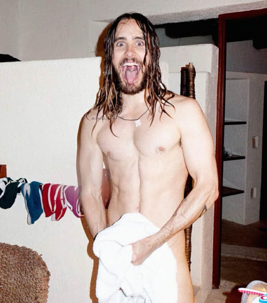 Jared Leto nude pic