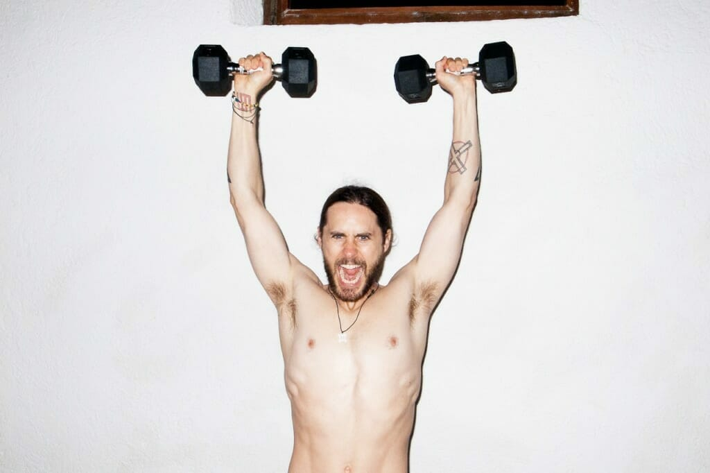 jared leto nude with terry