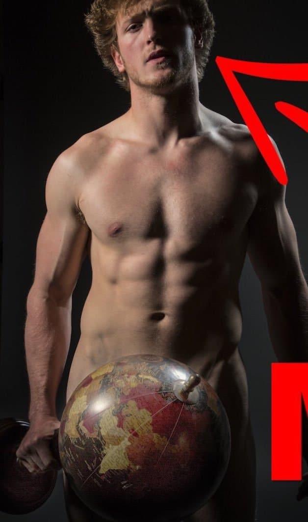 Logan Paul naked