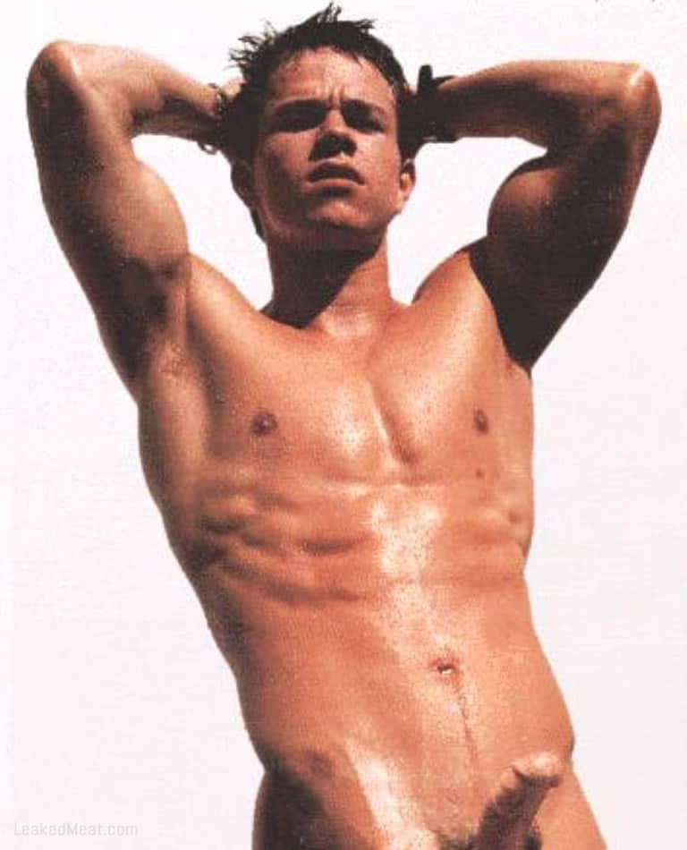 Mark Wahlberg cock pic