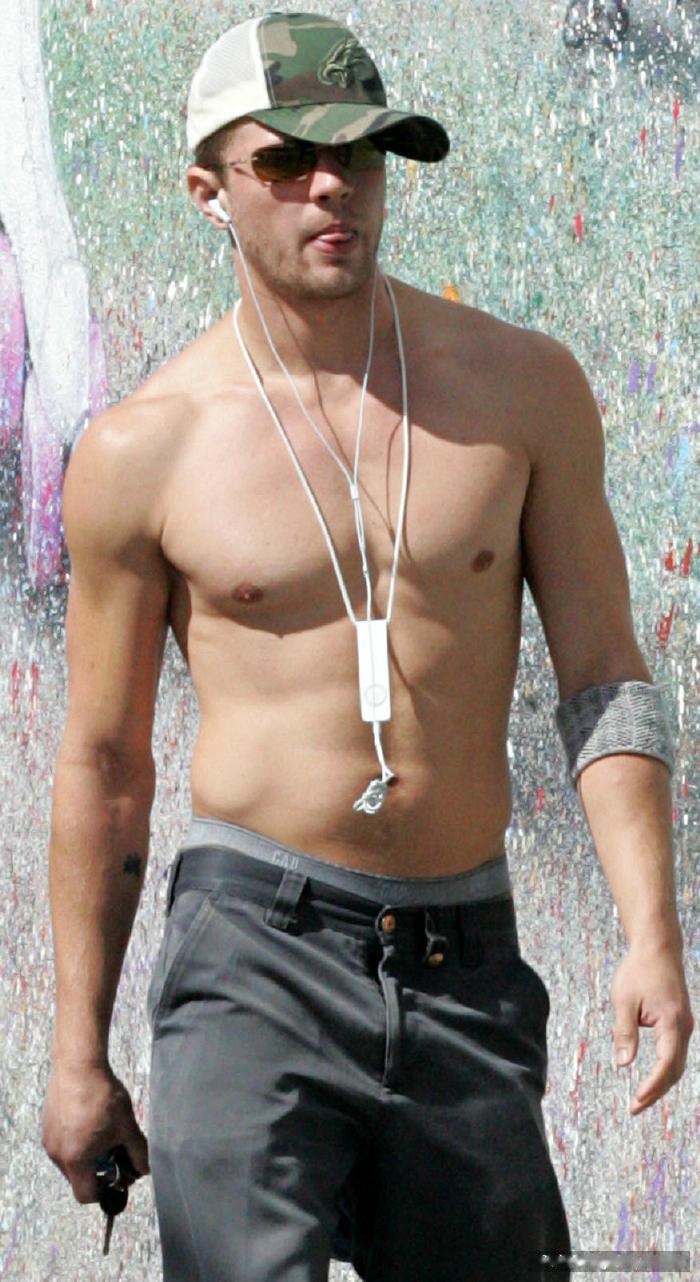 Ryan Phillippe naked
