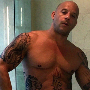 Vin Diesel Nude - FULL Collection of Pics & Videos!