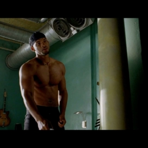 Will Smith Naked in shower (1)