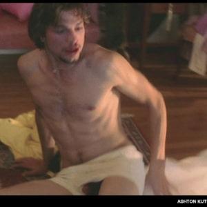 Ashton Kutcher penis