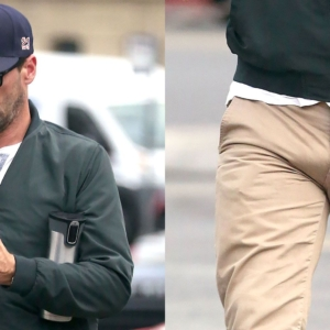 Jon Hamm has a big dick