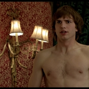 Ashton Kutcher Just Married