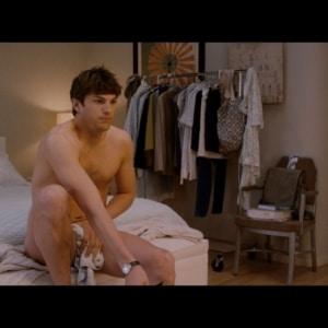Ashton Kutcher naked photo