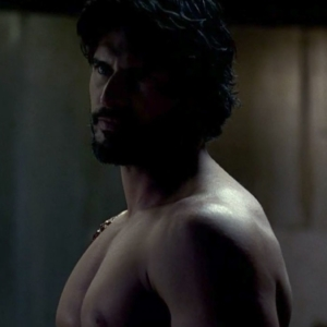 joe manganiello chest
