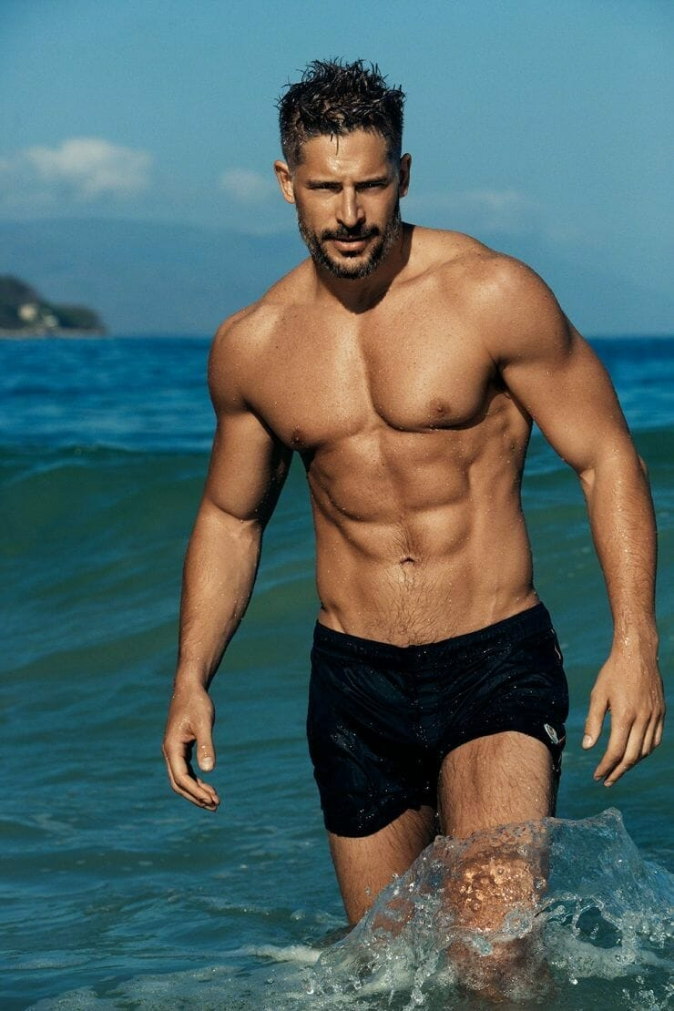 Joe Manganiello hot body
