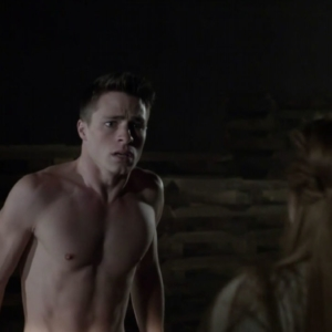 colton haynes nice muscles