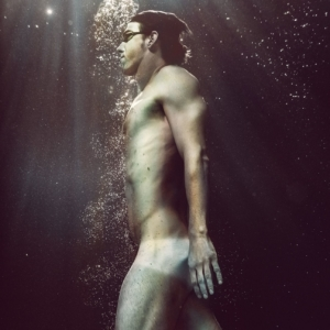 Michael Phelps nude ESPN Body Issue