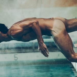 Michael Phelps ass