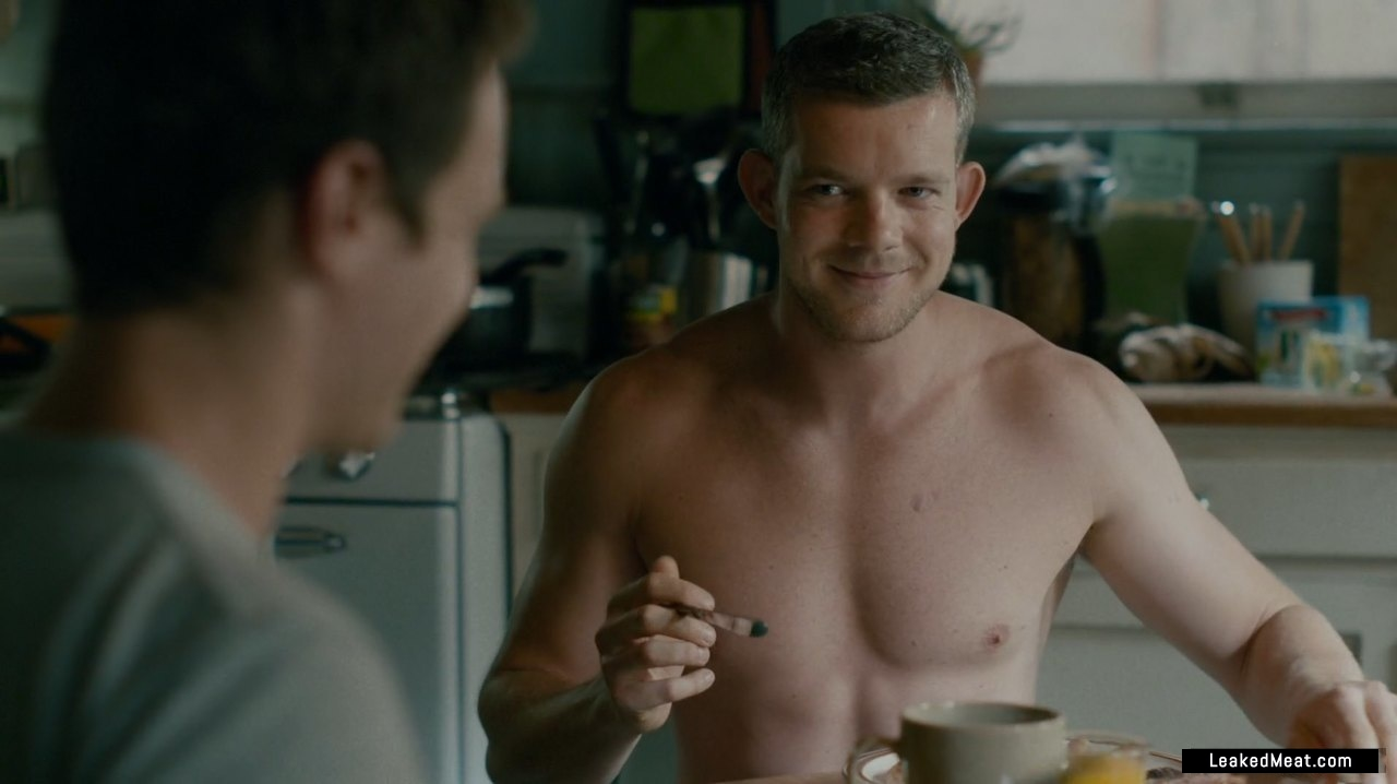 Russell Tovey naked body