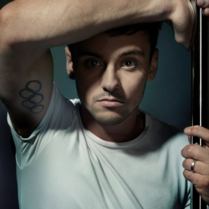 Tom Daley photoshoot