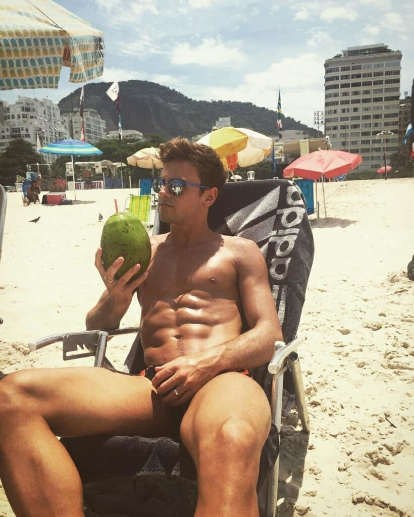 Tom Daley private pics