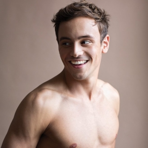 Tom Daley ripped body