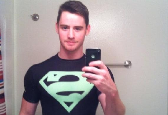 Dan Benson Selfie