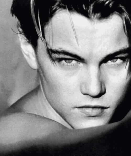 Leonardo DiCaprio modeling