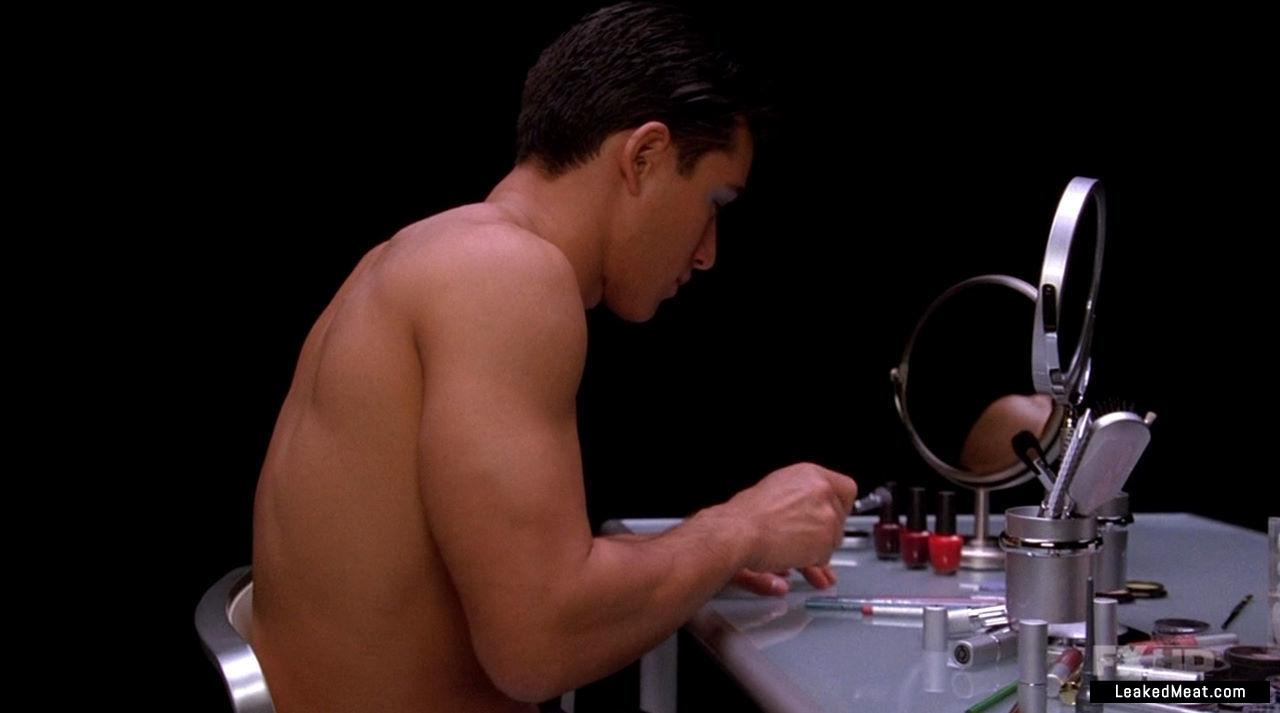 Mario Lopez leaked nude