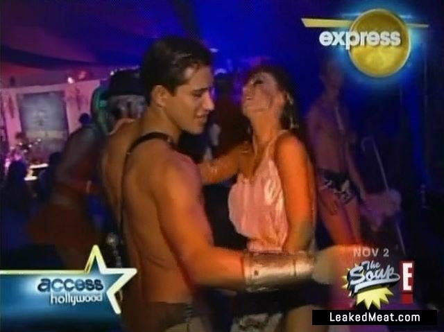 Mario Lopez penis showing