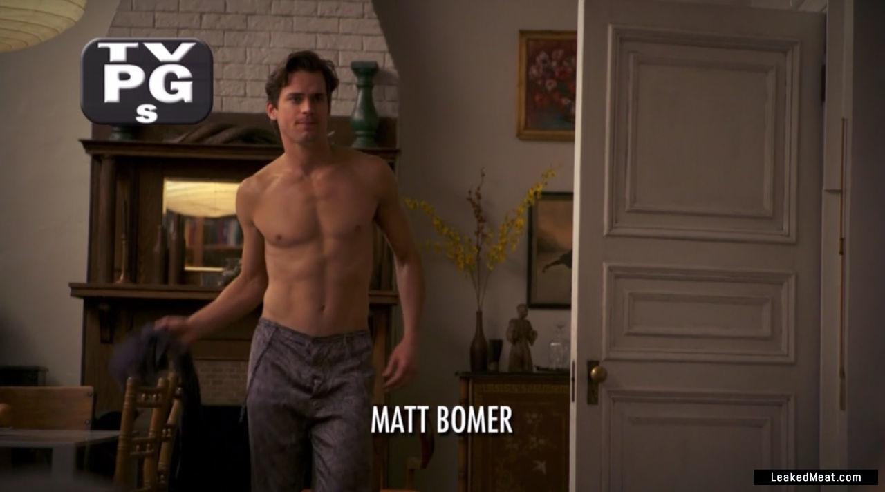 Matt Bomer fappening
