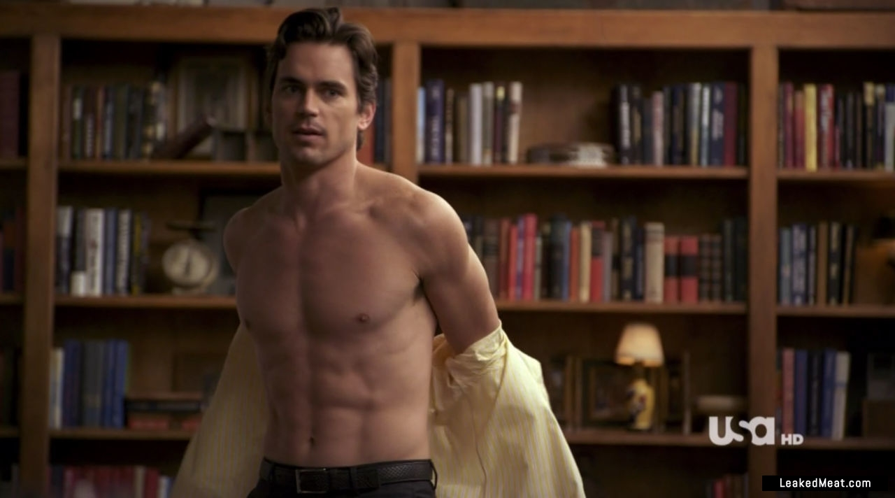 Matt Bomer hot body