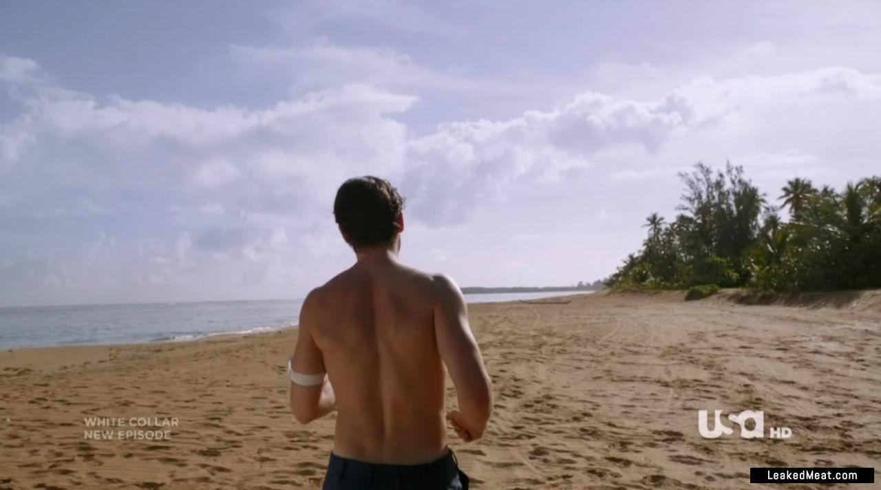 Matt Bomer sexy naked