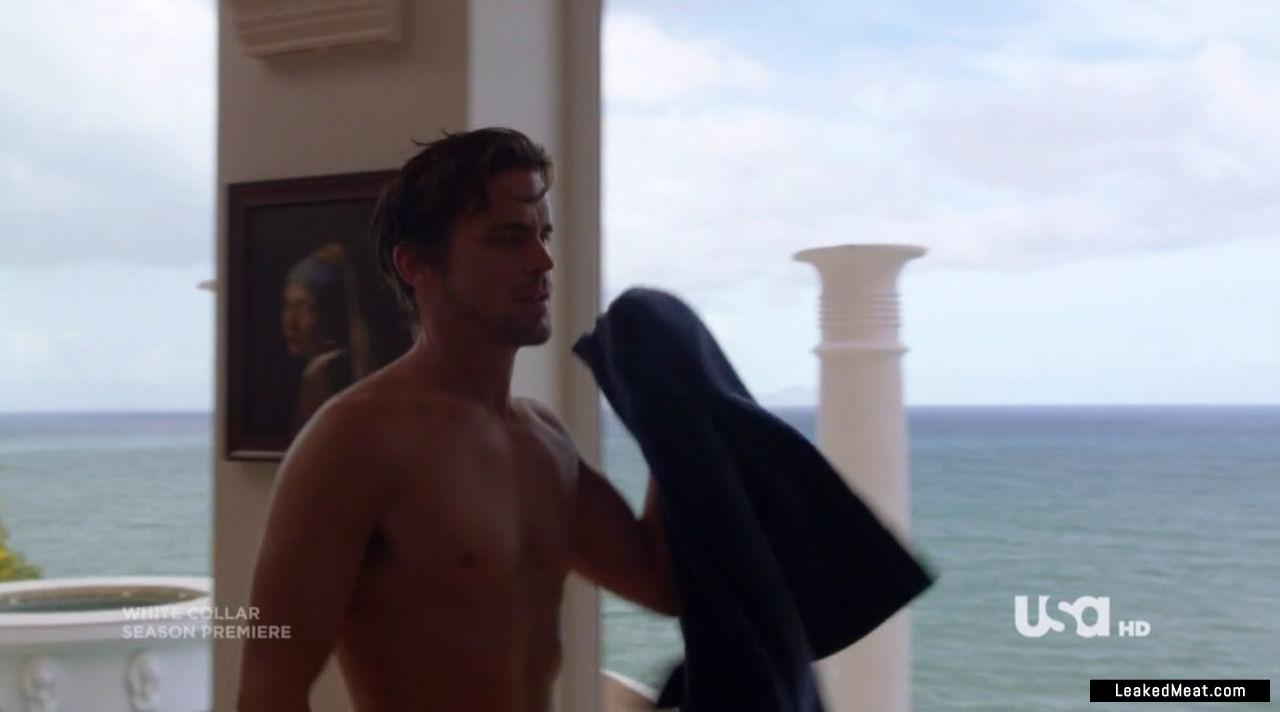Matt Bomer uncensored nude pic