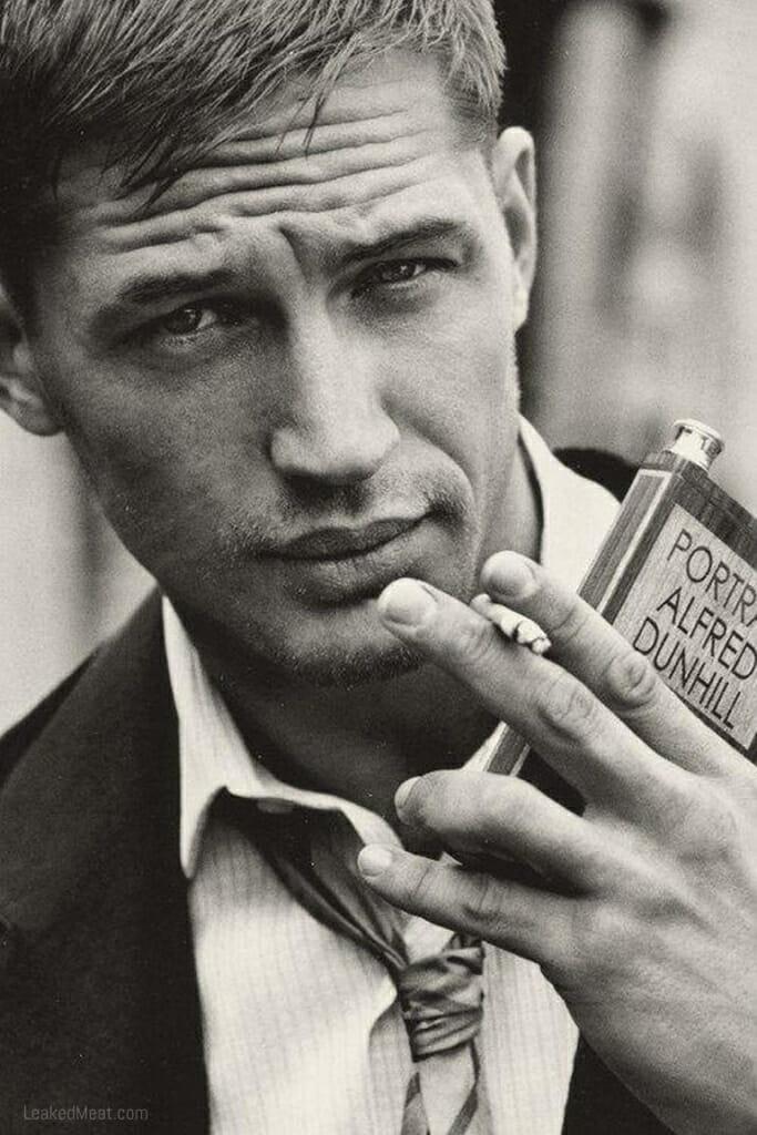 Tom Hardy handsome man