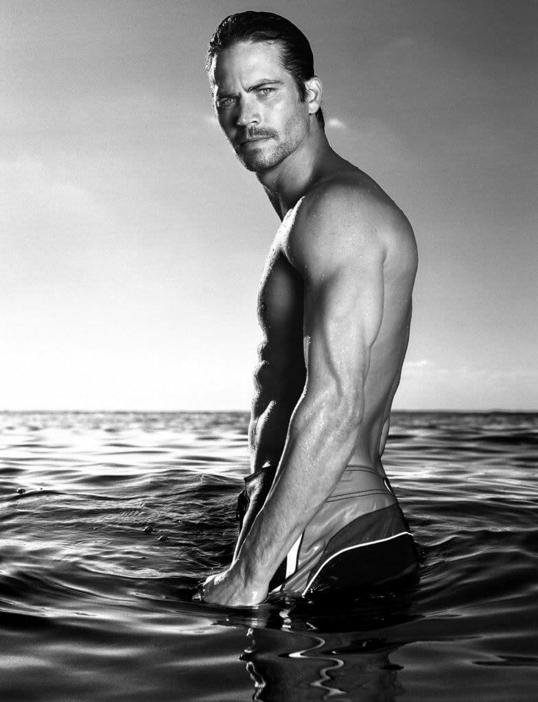 Paul Walker hot uncovered