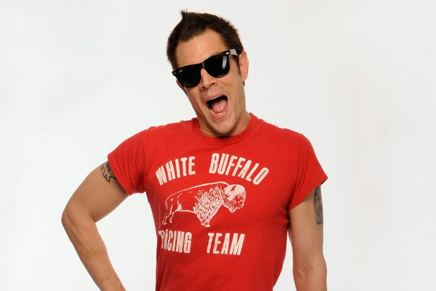 Johnny Knoxville hot as hell