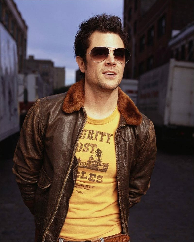 Johnny Knoxville sexy photoshoot