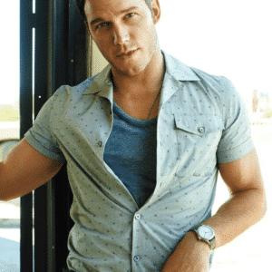 Chris Pratt hot as hell