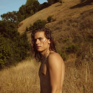 Dylan Sprouse shirtless