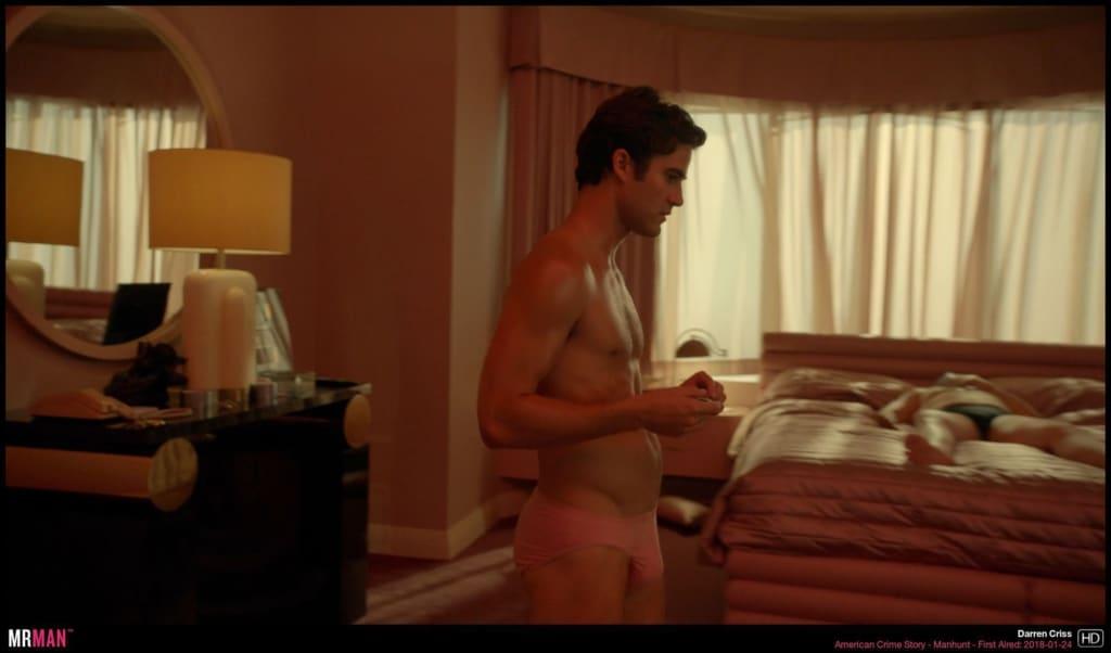 Darren Chris underwear scene