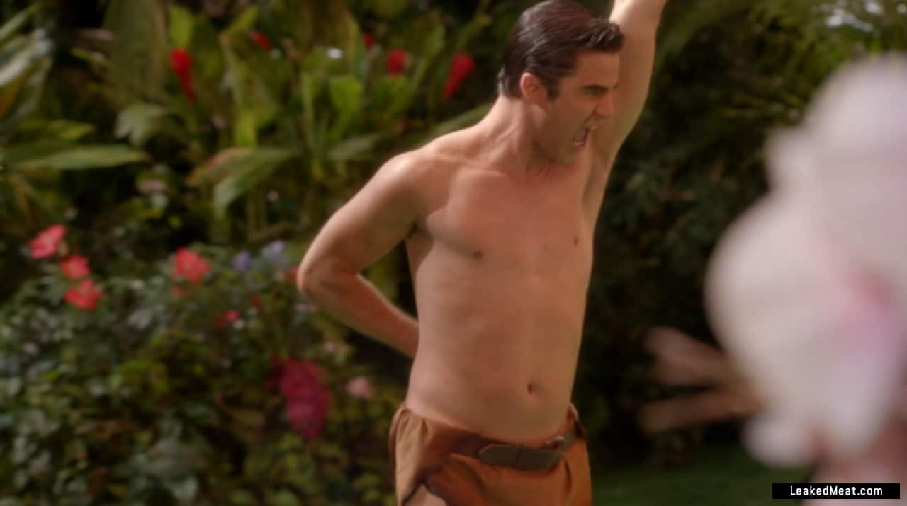 Darren Criss hard dick