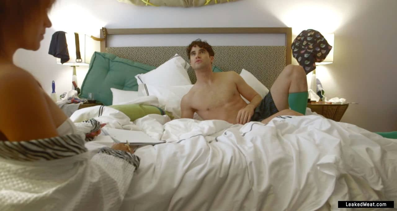 Darren Criss hot body