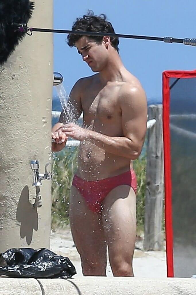 Darren Criss leak