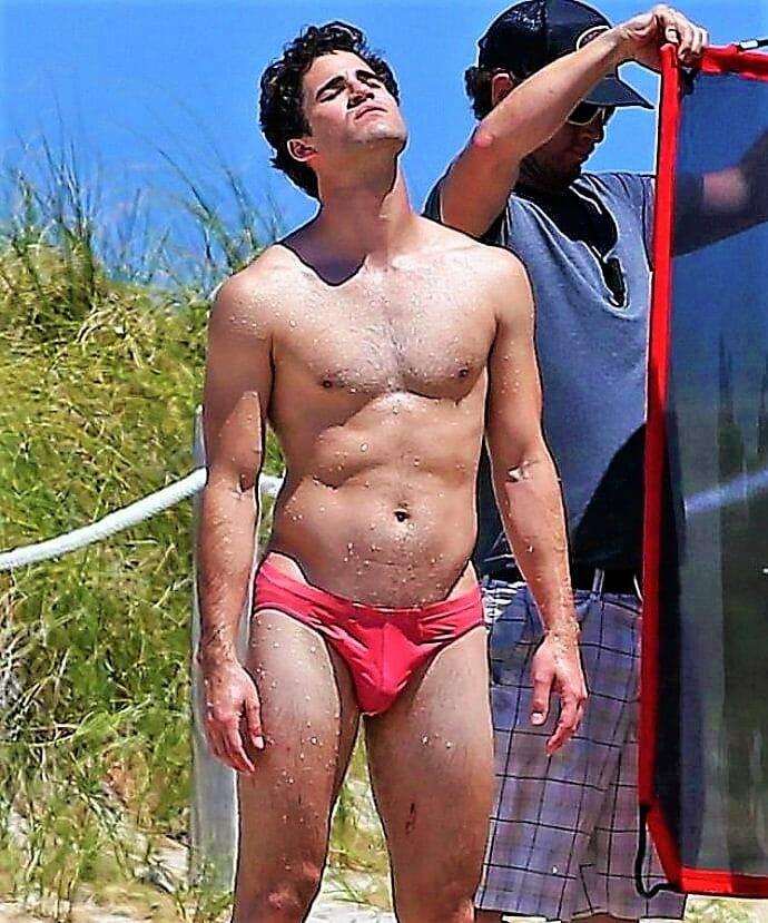 Darren Criss leaked photos