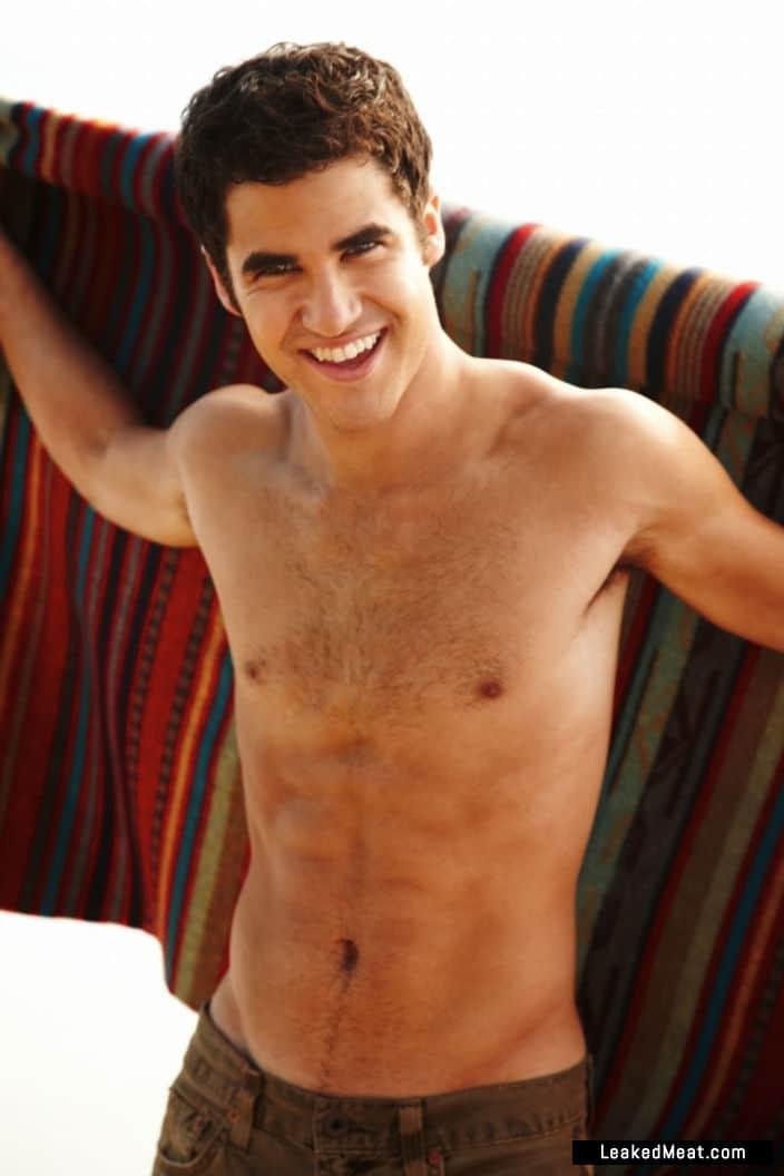 Darren Criss naked body