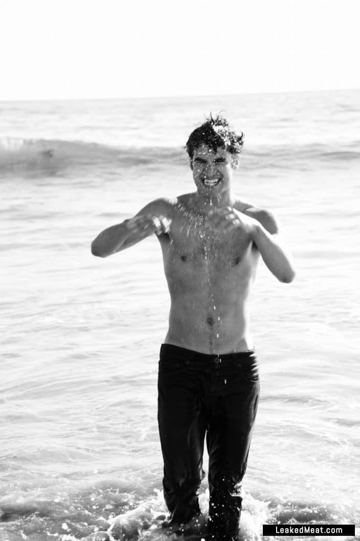 Darren Criss photoshoot