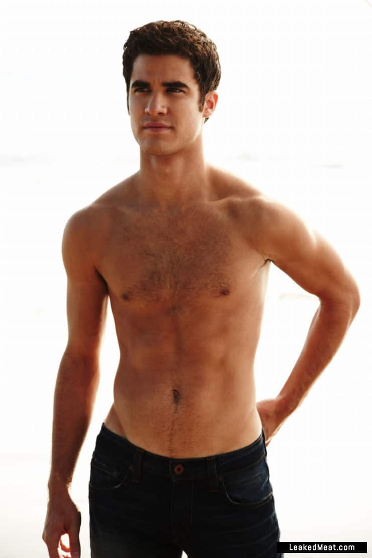 Darren Criss shirtless picture