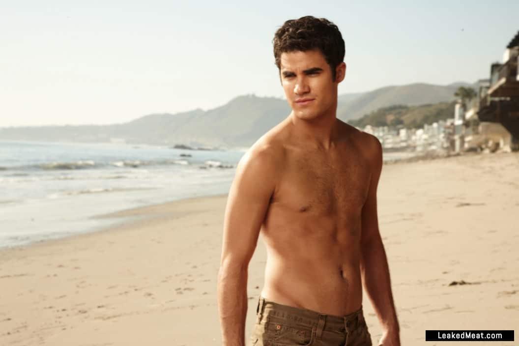 Darren Criss underwear pic